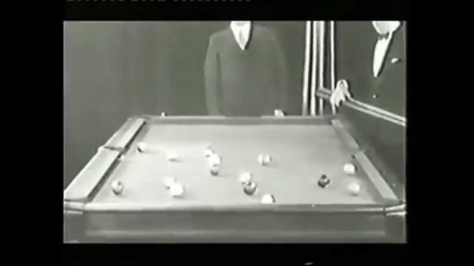 Classic Billiards Episode 7 with Frank Taberski and Jim Marino