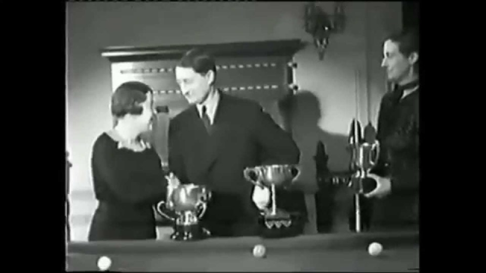 Classic Billiards Episode 8 – Women's Billiards and The Parrot