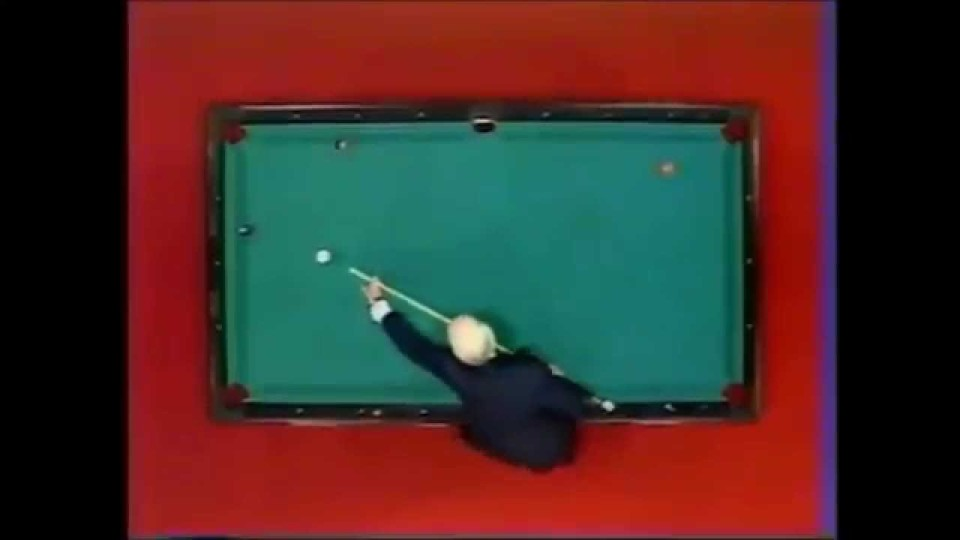 Luther Lassiter vs Irving Crane Legends of Pocket Billiards