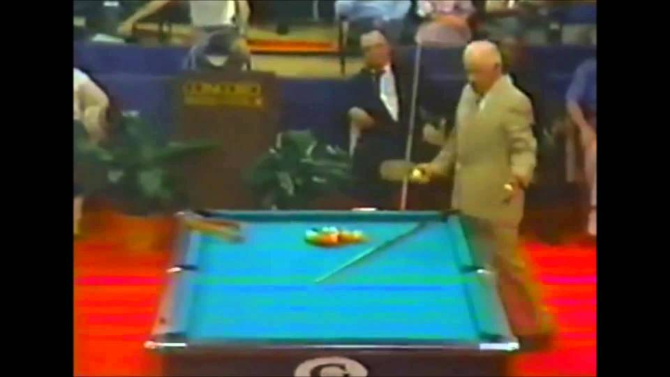 Minnesota Fats vs Willie Mosconi – Legendary Match